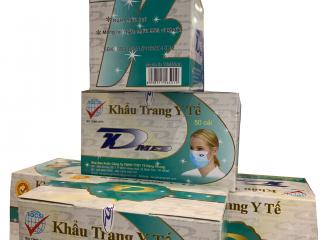 Khẩu trang y tế KD Med